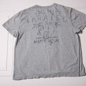 Amercian Eagle Outiftters Tee shirt Gray